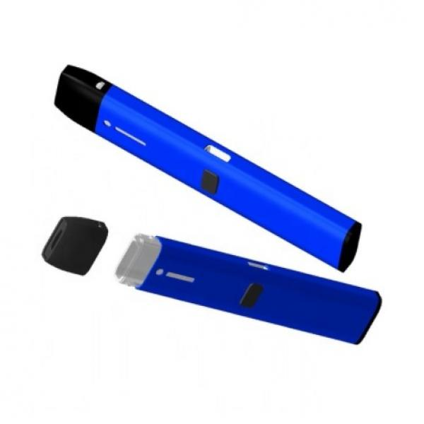2019 China Wholesale 380mAh 0.45ml Ceramic Coil Cbd Disposable Pod Vape Pen #1 image
